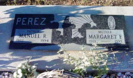 PEREZ, MANUEL R. - Yavapai County, Arizona   MANUEL R. PEREZ - Arizona Gravestone Photos