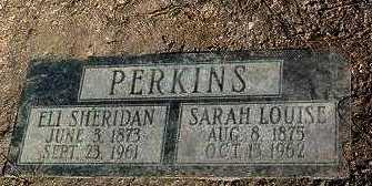 BACA PERKINS, SARAH L. - Yavapai County, Arizona   SARAH L. BACA PERKINS - Arizona Gravestone Photos