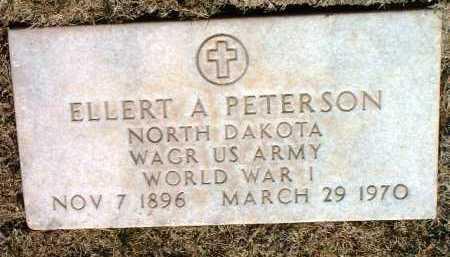 PETERSON, ELLERT A. - Yavapai County, Arizona   ELLERT A. PETERSON - Arizona Gravestone Photos