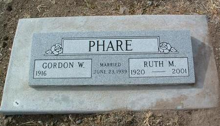 PHARE, RUTH MAE - Yavapai County, Arizona | RUTH MAE PHARE - Arizona Gravestone Photos
