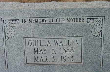 BRAY, QUILLA ALMA - Yavapai County, Arizona | QUILLA ALMA BRAY - Arizona Gravestone Photos