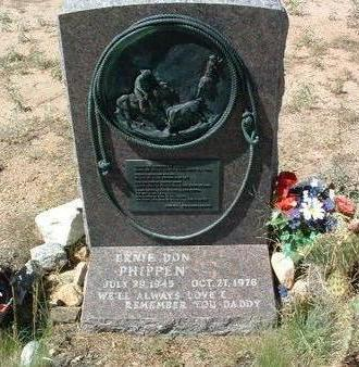 PHIPPEN, ERNIE DON - Yavapai County, Arizona   ERNIE DON PHIPPEN - Arizona Gravestone Photos