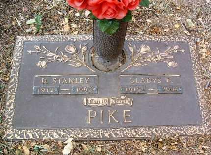 PIKE, DAVID STANLEY - Yavapai County, Arizona | DAVID STANLEY PIKE - Arizona Gravestone Photos