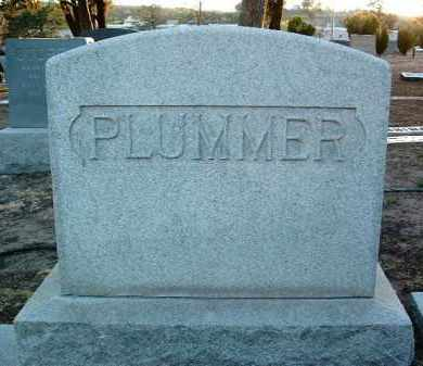 PLUMMER, HEADSTONE - Yavapai County, Arizona | HEADSTONE PLUMMER - Arizona Gravestone Photos