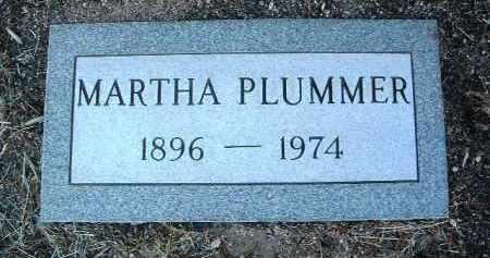 PLUMMER, MARTHA ELINOR - Yavapai County, Arizona | MARTHA ELINOR PLUMMER - Arizona Gravestone Photos