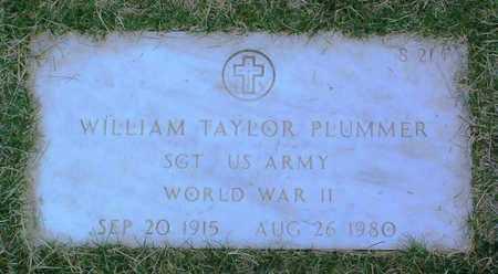 PLUMMER, WILLIAM TAYLOR - Yavapai County, Arizona | WILLIAM TAYLOR PLUMMER - Arizona Gravestone Photos