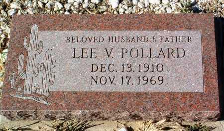 POLLARD, LEE V. - Yavapai County, Arizona | LEE V. POLLARD - Arizona Gravestone Photos