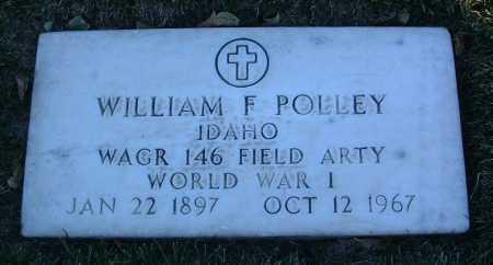 POLLEY, WILLIAM FRANK - Yavapai County, Arizona   WILLIAM FRANK POLLEY - Arizona Gravestone Photos