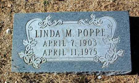 POPPE, LINDA M. - Yavapai County, Arizona   LINDA M. POPPE - Arizona Gravestone Photos