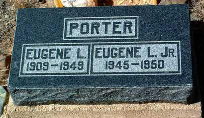 PORTER, EUGENE LEON, JR. - Yavapai County, Arizona | EUGENE LEON, JR. PORTER - Arizona Gravestone Photos