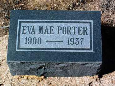 PORTER, EVA MAY - Yavapai County, Arizona | EVA MAY PORTER - Arizona Gravestone Photos