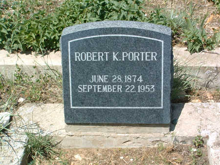 PORTER, ROBERT KNIGHT - Yavapai County, Arizona | ROBERT KNIGHT PORTER - Arizona Gravestone Photos