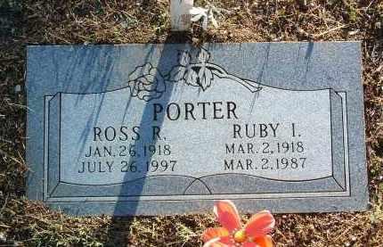PORTER, RUBY IRENE - Yavapai County, Arizona   RUBY IRENE PORTER - Arizona Gravestone Photos