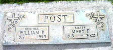 POST, WILLIAM P. - Yavapai County, Arizona | WILLIAM P. POST - Arizona Gravestone Photos