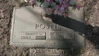 POSTLE, JOANNA GERTRUDE - Yavapai County, Arizona | JOANNA GERTRUDE POSTLE - Arizona Gravestone Photos
