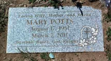 POTTS, MARY LEE - Yavapai County, Arizona | MARY LEE POTTS - Arizona Gravestone Photos