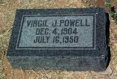 POWELL, VIRGIL JOHN - Yavapai County, Arizona   VIRGIL JOHN POWELL - Arizona Gravestone Photos