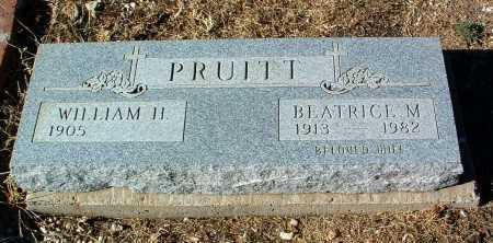 PRUITT, BEATRICE M. - Yavapai County, Arizona | BEATRICE M. PRUITT - Arizona Gravestone Photos