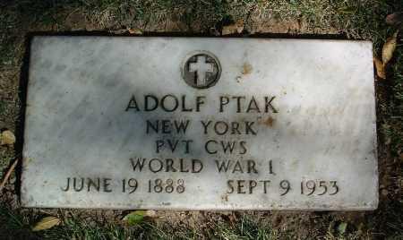 PTAK, ADOLF - Yavapai County, Arizona | ADOLF PTAK - Arizona Gravestone Photos