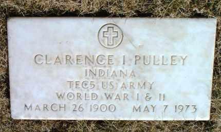 PULLEY, CLARENCE I. - Yavapai County, Arizona   CLARENCE I. PULLEY - Arizona Gravestone Photos
