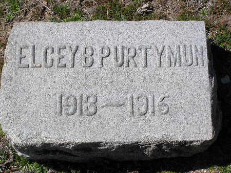 PURTYMUN, ELCEY BELL - Yavapai County, Arizona | ELCEY BELL PURTYMUN - Arizona Gravestone Photos
