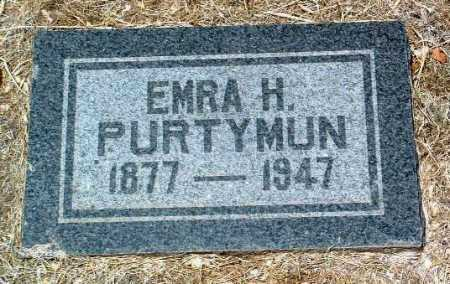 PURTYMUN, EMRA HOWARD - Yavapai County, Arizona | EMRA HOWARD PURTYMUN - Arizona Gravestone Photos