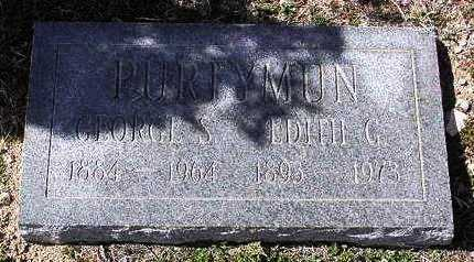 PURTYMUN, GEORGE STEPHEN - Yavapai County, Arizona | GEORGE STEPHEN PURTYMUN - Arizona Gravestone Photos