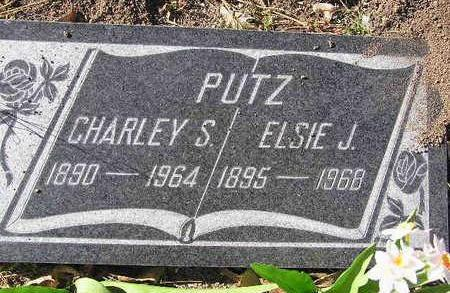 BROWNING PUTZ, ELSIE J. - Yavapai County, Arizona | ELSIE J. BROWNING PUTZ - Arizona Gravestone Photos
