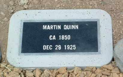 QUINN, MARTIN - Yavapai County, Arizona | MARTIN QUINN - Arizona Gravestone Photos