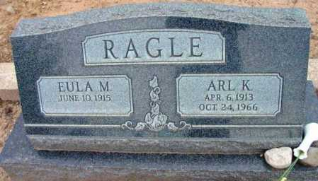 RAGLE, ARL K. - Yavapai County, Arizona | ARL K. RAGLE - Arizona Gravestone Photos
