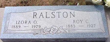 RALSTON, IZORA OTHELLA - Yavapai County, Arizona | IZORA OTHELLA RALSTON - Arizona Gravestone Photos