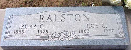 RALSTON, ROY CHETWIN - Yavapai County, Arizona | ROY CHETWIN RALSTON - Arizona Gravestone Photos