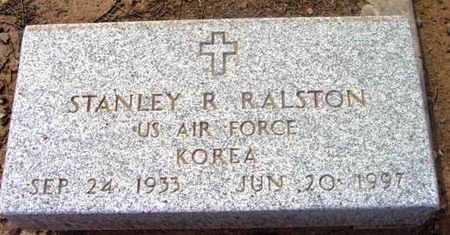 RALSTON, STANLEY ROY - Yavapai County, Arizona   STANLEY ROY RALSTON - Arizona Gravestone Photos