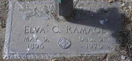 BROBST RAMAGE, ELVA CAROLINE - Yavapai County, Arizona | ELVA CAROLINE BROBST RAMAGE - Arizona Gravestone Photos