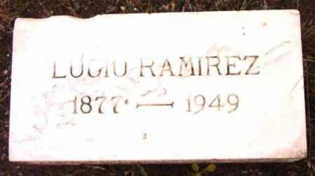 RAMIREZ, LUGIO - Yavapai County, Arizona   LUGIO RAMIREZ - Arizona Gravestone Photos