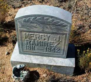 RAMIREZ, MERCY JOSEPH - Yavapai County, Arizona | MERCY JOSEPH RAMIREZ - Arizona Gravestone Photos