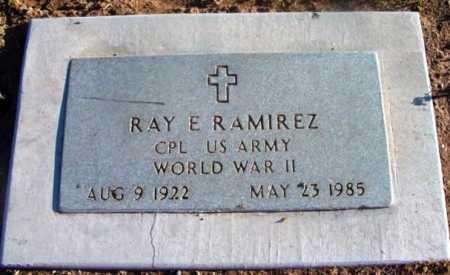 RAMIREZ, RAY E. - Yavapai County, Arizona   RAY E. RAMIREZ - Arizona Gravestone Photos