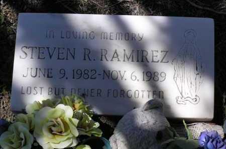 RAMIREZ, STEVEN R. - Yavapai County, Arizona | STEVEN R. RAMIREZ - Arizona Gravestone Photos