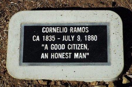 RAMOS, CORNELIO - Yavapai County, Arizona   CORNELIO RAMOS - Arizona Gravestone Photos