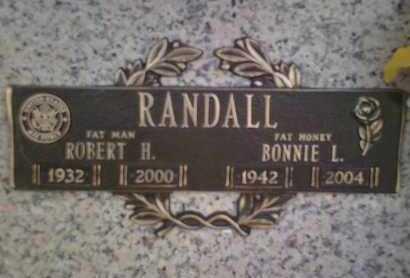 RANDALL, BONNIE L - Yavapai County, Arizona | BONNIE L RANDALL - Arizona Gravestone Photos