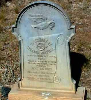 RANDALL, WILLIAM - Yavapai County, Arizona | WILLIAM RANDALL - Arizona Gravestone Photos