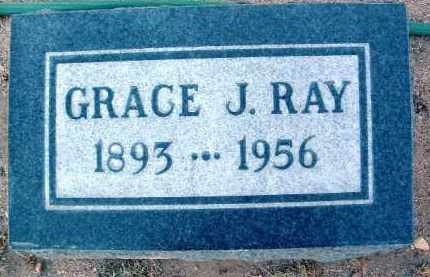 RAY, GRACE J. - Yavapai County, Arizona | GRACE J. RAY - Arizona Gravestone Photos
