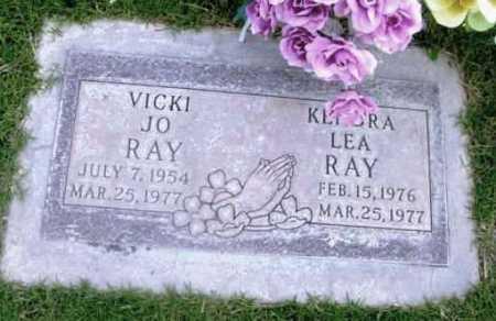 RAY, KENDRA LEA - Yavapai County, Arizona | KENDRA LEA RAY - Arizona Gravestone Photos