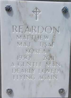 REARDON, MATTHEW F., III - Yavapai County, Arizona | MATTHEW F., III REARDON - Arizona Gravestone Photos