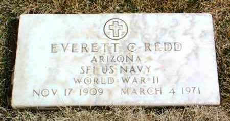 REDD, EVERETT C. - Yavapai County, Arizona | EVERETT C. REDD - Arizona Gravestone Photos