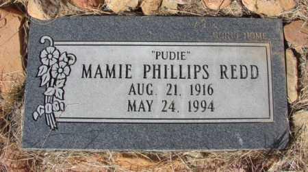 PHILLIPS REDD, MAMIE - Yavapai County, Arizona | MAMIE PHILLIPS REDD - Arizona Gravestone Photos