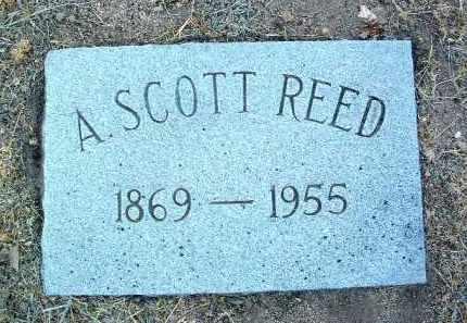 REED, A. - Yavapai County, Arizona | A. REED - Arizona Gravestone Photos