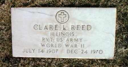 REED, CLARE L. - Yavapai County, Arizona | CLARE L. REED - Arizona Gravestone Photos