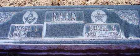 REED, HOSEA L. - Yavapai County, Arizona | HOSEA L. REED - Arizona Gravestone Photos