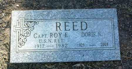 REED, ROY EVERETT (CAPT.) - Yavapai County, Arizona | ROY EVERETT (CAPT.) REED - Arizona Gravestone Photos